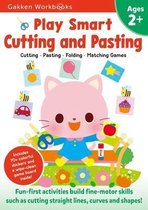 Play Smart Cutting and Pasting Age 2+: Ages 2-4 Practice Scissor Skills, Strengthen Fine-Motor Skills