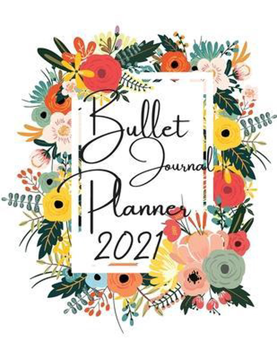 Bullet Journal Planner 2021