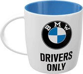 Beker BMW Drivers Only