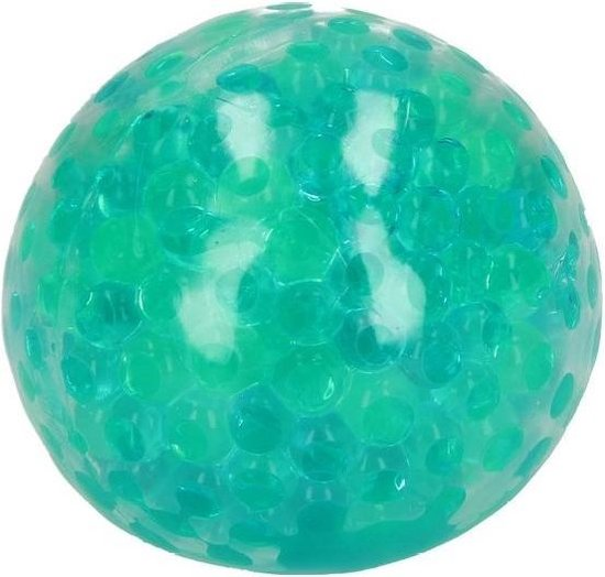Afbeelding van het spel Stressbal Orbeez - Stressbal Groen - Gebroken Orbeez Satisfying