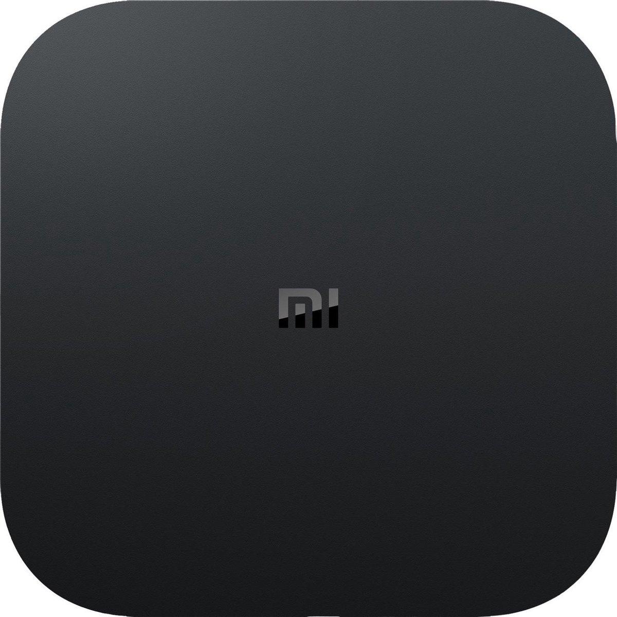 Xiaomi Mi Box S Netwerkspeler – Zwart