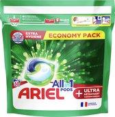 Ariel Allin1 Pods +Ultra Wasmiddel - Voordeelverpakking 100 Wasbeurten - Wasmiddel Pods