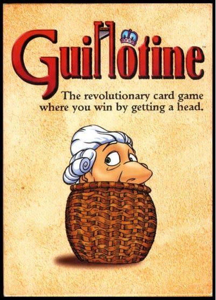Guillotine - Kaartspel - Hasbro