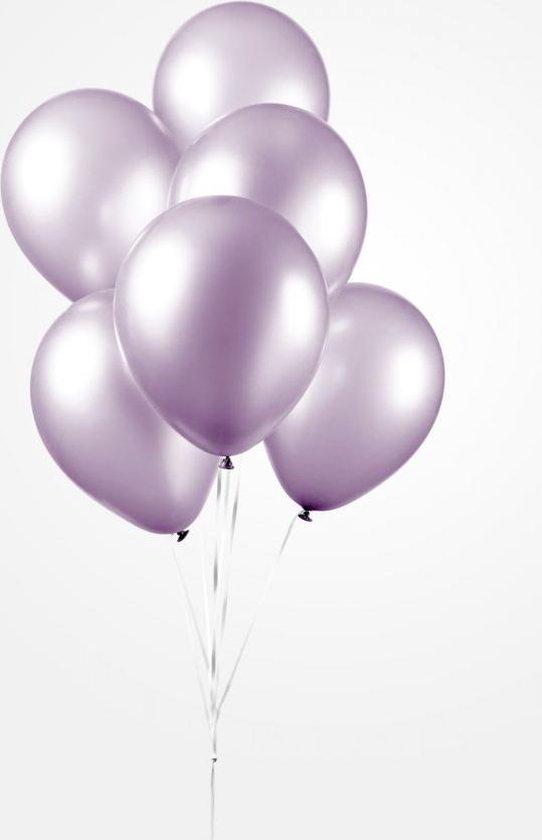 Pearl Lavendel Ballonnen 10 stuks