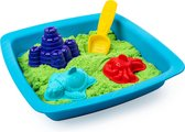 Kinetic Sand - Sandbox Speelset - Groen - 454 g