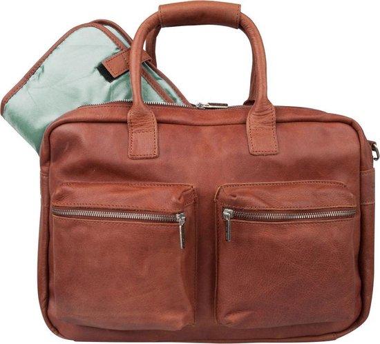 Product: Cowboysbag The Diaper Bag Luiertas - Cognac, van het merk Cowboysbag