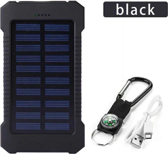 Silicon Power Solar Powerbank - 30000mAh
