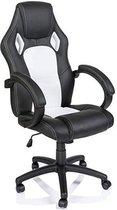 Sens Design Premium Gaming Chair – Game stoel – Bureaustoel - Wit