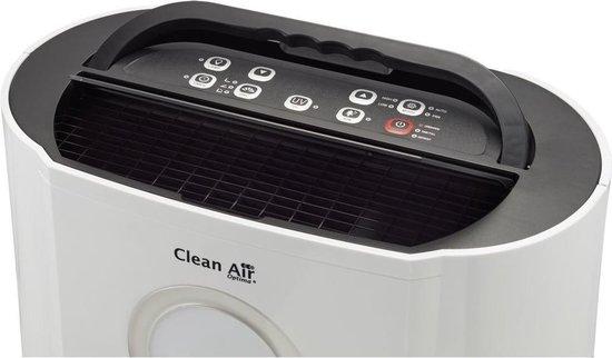 Clean Air Optima® CA-704 - Luchtontvochtiger en Luchtreiniger