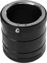 Macro extension tubes ringen set voor Canon EOS EF EF-S