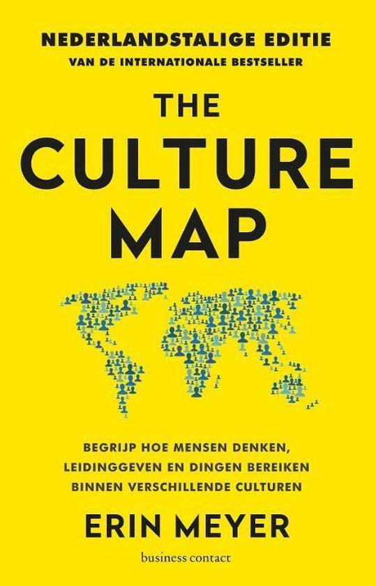 Boek cover The Culture Map van Erin Meyer (Paperback)