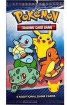 Pokémon - Mcdonald's 25th anniversary pokemon booster pack - pokemon kaarten