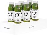 Dr. Blend - Green Metal Nº5 - Spinazie Selderij Kokoswater - Verse Groente Sapjes - 6x250ml