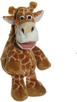Handpop giraffe living puppets 48cm