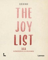 Omslag Bucketlist  -   The Joy List