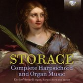 Storace: Complete Harpsichord & Organ Music
