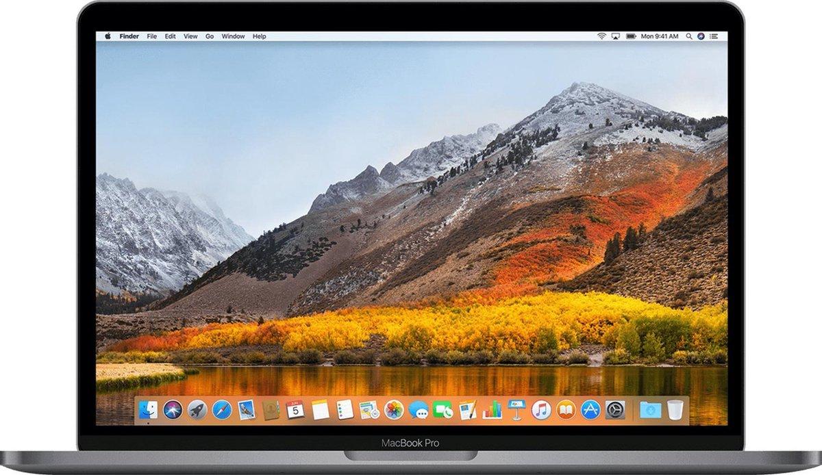 Apple MacBook Pro Retina (Refurbished) - 13.3 inch (33 cm) - Dual Core i5 2.3 - 8GB - 128GB SSD - MacOS 11 Big Sur - A-grade