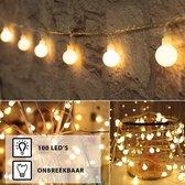 Seventh Studio Lichtsnoer  - Lampjes - LED - Cotton Ball Lights - Lampjes Slinger