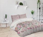 Zensation Butterfly Rosé - Dekbedovertrekset - Lits-Jumeaux - 240x200 + 2 kussenslopen 60x70 - Roze