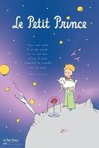 De Kleine Prins poster  Le Petit Prince -Antoine de Saint-Exupéry 61 x 91.5 cm.