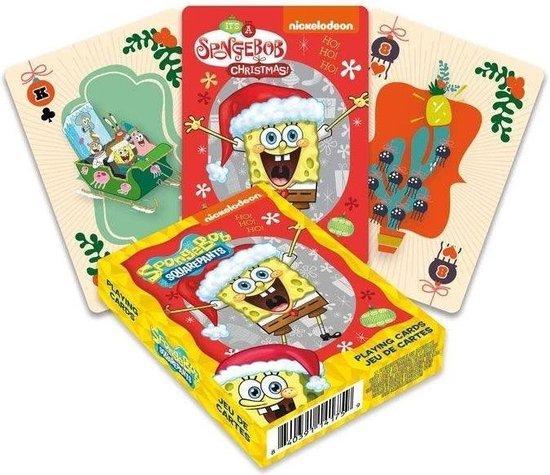 Afbeelding van het spel SPONGEBOB SQUAREPANTS - Holidays - Playing Cards