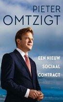 Boek cover Een nieuw sociaal contract van Pieter Omtzigt (Paperback)