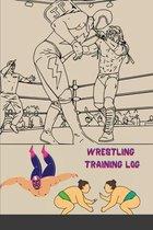 Wrestling Training Log
