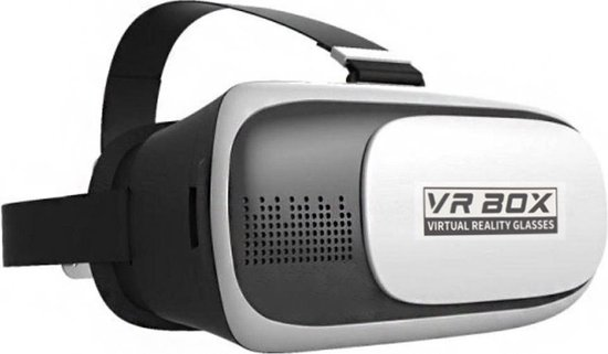 VR Box : VR Bril Virtual Reality Glasses 3D Bril voor een smartphone (o.a. iPhone 6/6s en Galaxy S5/S6), professionele kwaliteit! (IOS/Android/Windows)