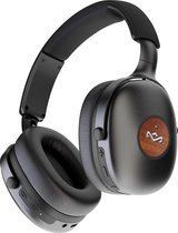 House of Marley Positive Vibration XL ANC Draadloze Koptelefoon - Ruisonderdrukking  - Zwart