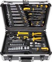 ALDORR Tools - 128-Delige gereedschapsset in koffer