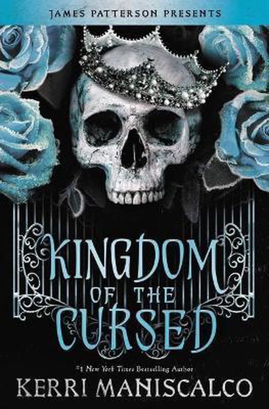 Boek cover Kingdom of the Cursed van Kerri Maniscalco (Hardcover)