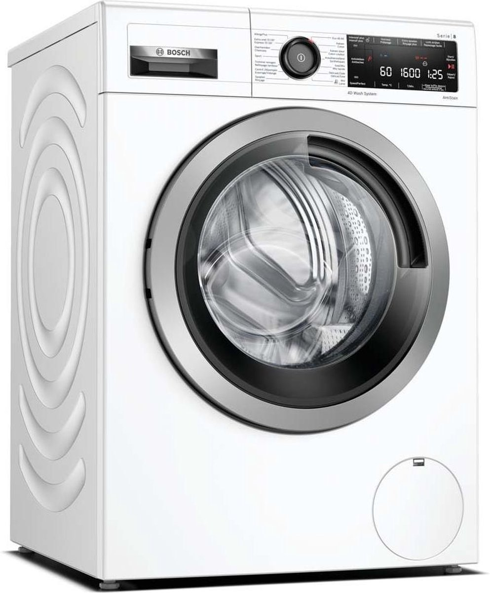 BOSCH WAX32MA0FG – Wasmachine – Serie 8 wasmachine – frontlader -9 kg  -1600 rpm
