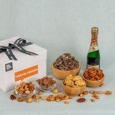 Borrelbox noten & bubbels - 1 verpakking - Notenpakket