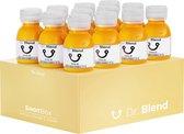 Dr. Blend - Vita D Nº23 - Shotbox - Sinaasappel Gember Vitamine D - 100% Vers & Puur sap - 12x60ml