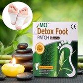 Detox voetpleister - 60 stuks - 30 paar - Zuivert je lichaam - Detox kuur
