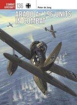 Boek cover Arado Ar 196 Units in Combat van Peter de Jong (Paperback)