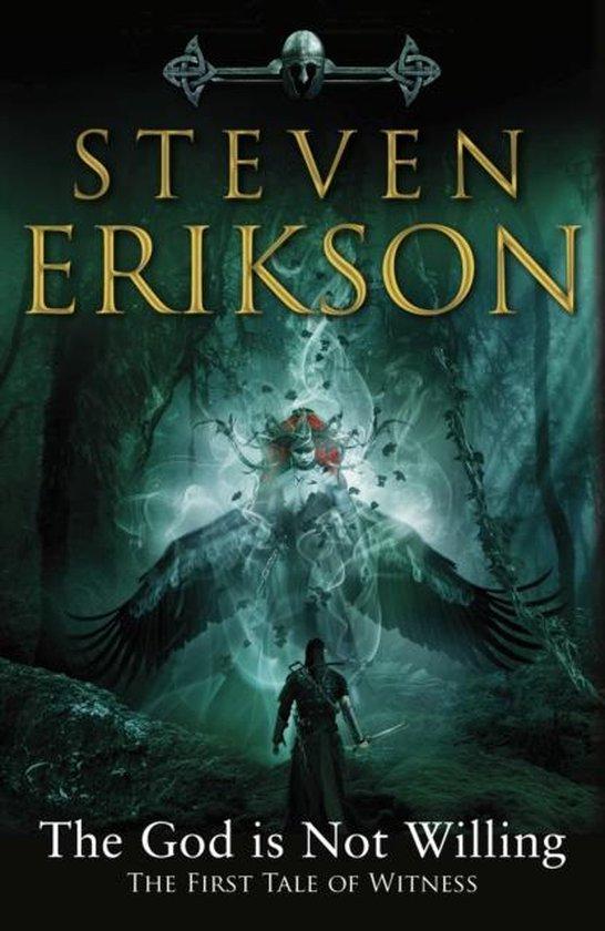 Boek cover The God is Not Willing van Steven Erikson (Paperback)