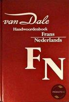 Boek cover VAN DALE HANDWDB FRANS-NEDERLANDS van Van Dale