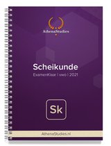 Athena Examenklaar - Scheikunde VWO - Examenbundel met voorbeelden, stappenplannen en opdrachten