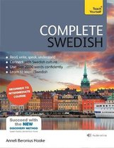 Boek cover Complete Swedish Beginner to Intermediate Course van Anneli Haake (Paperback)
