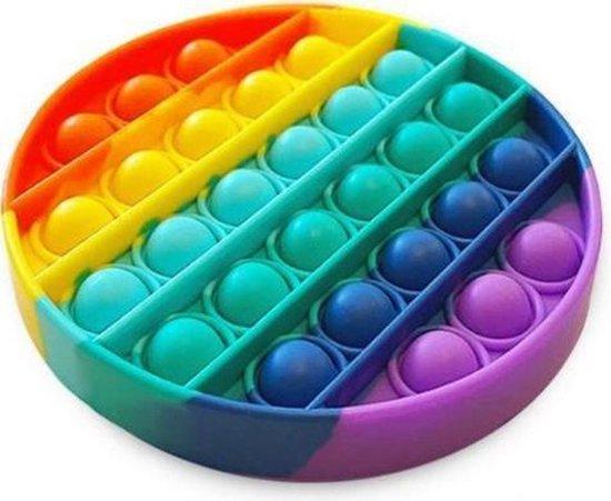 Afbeelding van Pop it - Regenboog speelgoed