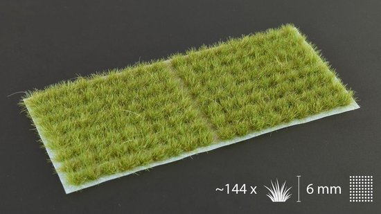 Afbeelding van het spel Dry Green Tufts Small (6mm)