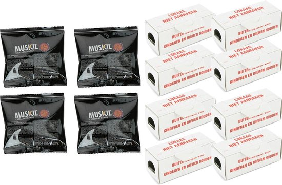 Muskil Muizengif Budget pakket 1 (200 gram Gif)