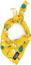 Vibfy | Cooling Bandana voor honden | Avocado Yellow! | One-size