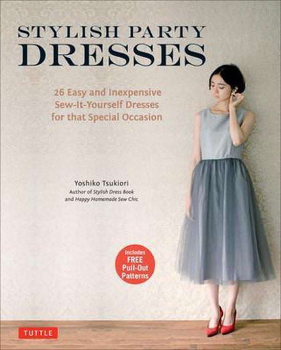 Boek cover Stylish Party Dresses van Yoshiko Tsukiori (Paperback)