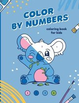 Color By Number Books For kids: 30 Unique Color By Number Design for drawing and coloring Stress Relieving Designs for Adults Relaxation Creative have