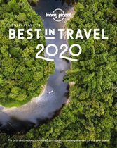 Omslag Lonely Planet's Best in Travel 2020