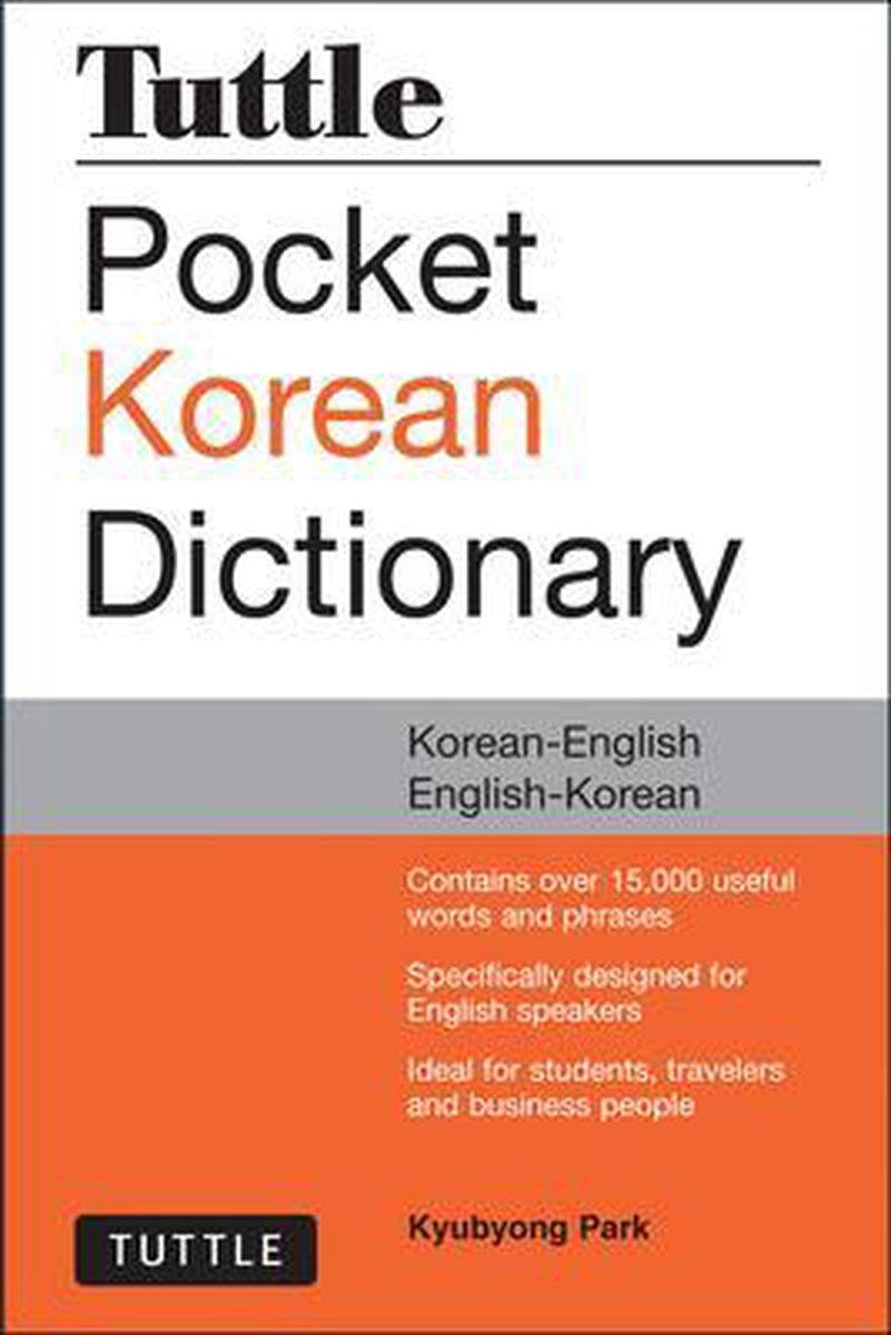 Tuttle Pocket Korean Dictionary - Kyubyong Park