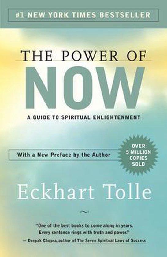 Boek cover The Power of Now van Eckhart Tolle (Paperback)