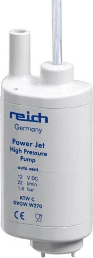 Reich Dompelpomp Reich Powerjet 22L